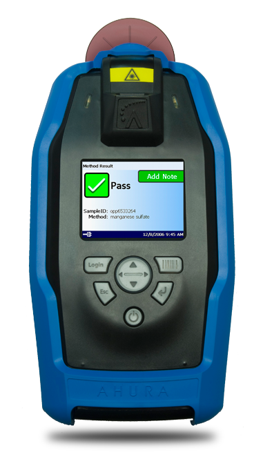 Welcome to Product Support for Portable Analyzers | Portable